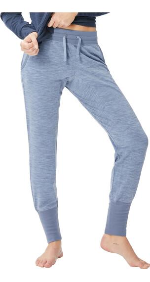 super.natural Essential lange broek blauw